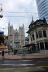 na ulicach Wellington