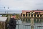 Hanuś nad zatoką w Wellington