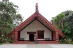 whare runanga - maoryski dom spotkań