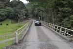 jedziemy lokalna drogą z Opua do lasów Kauri