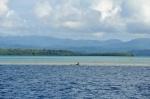 Byron Strait na północy Nowej Irlandii ZS