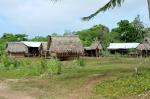 typowe domostwa na Kiriwinie ZS
