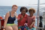 Ola z Jenny i Catie