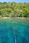 rafa przy Uama Island