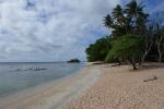 koralowa plaża przy Kaiboli