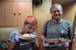 ciasto i muffinki dla Gwen i jej rodziny