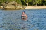 Czajka w wodzie