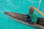 dzieci z New Ireland przypominaję te z Wysp Salomona ZS