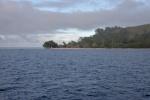 południowo-zachodni cypel Wyspy Tewara