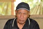 naczelny wódz Wysp Trobrianda Pulayasi Daniel z klanu Tabalu