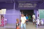 jeden z marketów w Rabaul