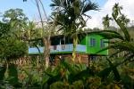 jeden z najwystawniejszych domów we wsi