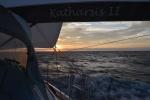 żegluga w kierunku Nowej Irlandii