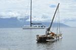 dwie łodzie żaglowe z różnych światów ZS