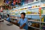 jedyny sklep na Kiriwinie