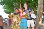 Francesca, Ola i Tomek, a za Tomkiem obiecana mu przez Oscara żona