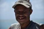 portret poławiacza homarów PK