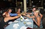 imieninowa kolacja w Coco's w Jais Aben Resort ZS