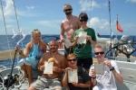 nasi żeglarze już w służbie u Neptuna