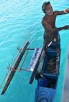 nasz ulubiony rybak Campbell przywiózł homary PK