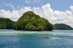 rafy czyhają przy wyspach