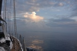 chmury nad Palau