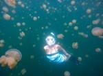 Hanuś z meduzami