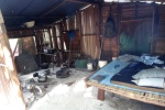 wnętrze chaty PK