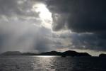 popołudniowe chmury