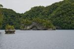 Natural Arch niczym mały łuk Triumfalny