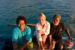Hania z Campbellem i Nellie