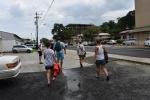 nasza ekipa na ulicy w Koror PK