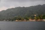 Amahusu Beach na południe od Ambon