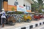 jeden z rodzajów miejskiej komunikacji w Ambon