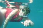 Kasia w wodzie