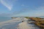 plaża na Helen Island