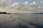 zostawiamy Palau za rufą 1.10.2015