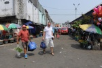 Michał i Kuba na zakupach w Ambon