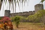 Fort Belgica wybudowany w 1611r.