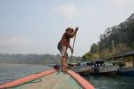 dopływamy do wyspy Banda Besar