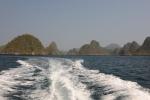 śmigamy po wodach Wayag