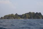 brzegi wyspy Keruo