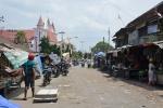 uliczny targ w Sorong