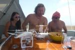 Ups - nasz dron odpówił współpracy po wylądowaniu na Helen Reef