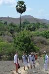 nasza ekipa w Parku Narodowym Komodo na RInca ZS