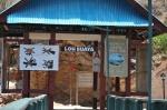 wejście Loh Buaya do Parku Narodowego Komodo na Wyspie Rinca ZS