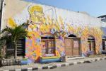 malowidła naścienne w Kupang