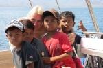Madzia z dzieciakami z Komodo MT