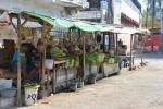mały targ w Kupang