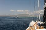 Makassar Reef, gdzie przypływają stada mant